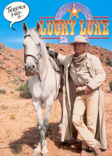 Terence Hill Lucky Luke